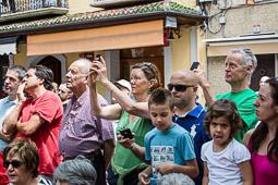 Diada castellera de Sant Patllari a Camprodon