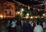 Festa Major de Pardines Ball de dissabte amb l'Orquestra Nueva Eclipse. Foto: Joan Vila i Triadú