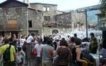 Festa Major de Pardines Festa de l'escuma amb Gil i Rataplam. Foto: Joan Vila i Triadú
