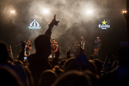 Clownia Festival: concerts de Cesk Freixas, Train To Roots i Els Catarres