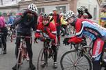 3a marxa lenta ciclista contra la prohibició de circular a la C-17