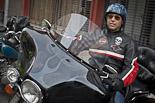Trobada de motos Harley, custom i trike's a Ripoll