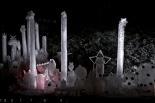 Escultures de gel d'Eudald Alabau