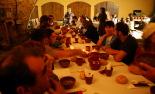 Cicle Comte arnau 2010: sopar-teatralitzat