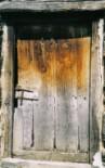 Mostra d'arquitectura tradicional del Ripollès Porta de Fabert