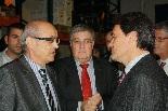 Visita d'Artur Mas a CBG de Ripoll