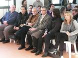 Inauguració dels annexes de la biblioteca de Ripoll