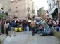 Festa major de Sant Joan de les Abadesses. Primera baixada de carretons