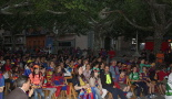 Pantalles gegants de Champions a Ribes i Sant Joan Foto: Fundació Televall