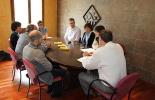 Constitució dels ajuntaments del Ripollès Investidura d'Eva Salmeron a Planoles. Foto: Gent per Planoles