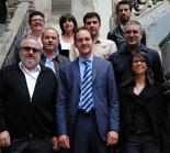 Constitució dels ajuntaments del Ripollès El nou consistori de Ribes de Freser. Foto: Ajuntament de Ribes