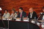 Constitució dels ajuntaments del Ripollès Discurs del reelegit Ramon Roqué. Foto: Ajuntament de Sant Joan