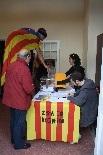 Consultes sobre la independència del 25 d'abril Un vot d'alçada