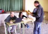 Consultes sobre la independència del 25 d'abril Un veí de Campelles a punt de votar