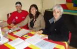Consultes sobre la independència del 25 d'abril La mesa de Sant Pau de Segúries