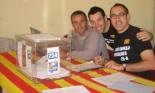 Consultes sobre la independència del 25 d'abril Bon ambient a la mesa de Sant Pau de Segúries