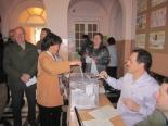 Consultes del 28F Votacions al SES Sant Joan