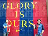 Culers del Ripollès a Wembley Foto: Xavier Grivé