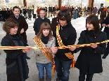 Culturàlia 2009 i inauguració de la plaça coberta