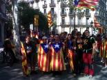 La Diada Nacional amb ulls ripollesos Foto: Pep Coma