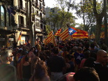 La Diada Nacional amb ulls ripollesos Foto: Arnau Urgell