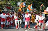 La Diada Nacional amb ulls ripollesos Foto: Maria Bardulet