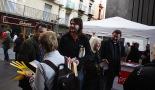 Dissabte de campanya al mercat de Ripoll