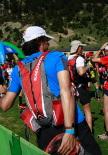 Ultratrail els Bastions de la Vall de Ribes Moments previs a la sortida de la trail a Núria. Foto: Arnau Urgell