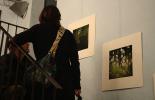 Inauguració de l'exposició de Rastres