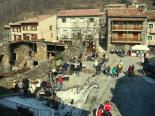 Inauguració de la casa de la vila i Farinetes de Pardines