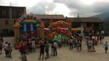 Festa Major de Pardines Inflables. Foto: Laia Deler