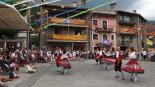 Festa Major de Pardines Ballada de l'Esbart Eudald Coma. Foto: Laia Deler