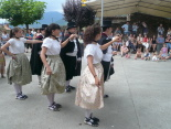 Festa Major de Pardines Ballada de l'Esbart Eudald Coma. Foto: Joan Vila i Triadú