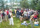 Festa Major de Pardines Caminada popular organitzada pel Centre Alpí Segadell. Foto: Joan Vila i Triadú