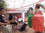 Festa del barri de Sant Cristòfol de Campdevànol
