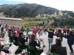 Festivitat de Sant Gil a la Vall de Núria