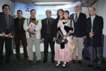 Inauguració de la Fira de les 40 Hores 2010