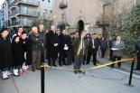Inauguració de la Fira de les 40 Hores de Ripoll