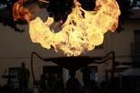Rebuda de la Flama del Canigó a Campdevànol, 2012