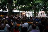 Rebuda de la Flama del Canigó a Campdevànol, 2011