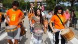 Festa Major de Sant Joan: trobada gegantera
