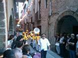 Festa Major de Sant Joan: fotos lectors La Bogeria a la plaça Major. Foto: Josep Maria Cabanes
