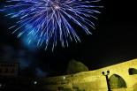 Festa Major de Sant Joan: castell de focs