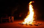 Sant Joan: fogueres de Ripoll i Sant Joan Foto: Arnau Urgell