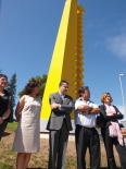 Festa del Grito i inauguració Pareja monumental