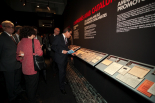 Inauguració de l'exposició sobre Ramon Casanova