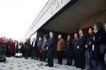 Inauguració del pavelló de Ripoll