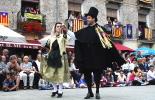 Festa Major de Campdevànol: ballada de la Gala