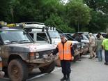 Concentració de Land Rover