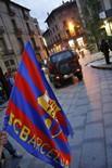 Celebració de la Lliga del Barça